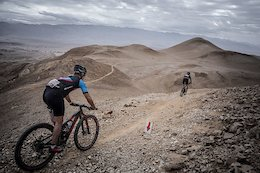 The Outlier - Israel's Samarathon Stage Race