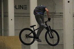 Chill Indoor Bike Park Sessions in Calgary - Video