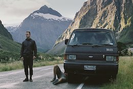 New Zealand with One Van, Four Bikes & No Plan - Video
