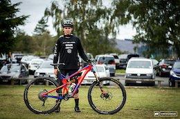 Toa Enduro Bike Checks - Crankworx Rotorua 2018