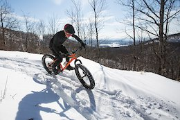 Fat Biking in Eastern Canada to Make the Most of Winter