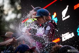 Results: Dual Slalom - Crankworx Rotorua 2018