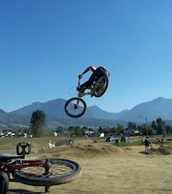 Pinkbike.com meet Byron Kitt.