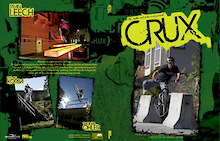 CRUX Teasers-Check out the first 5 teasers!