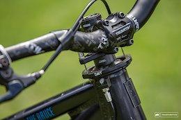 Bike Check: Anthony Messere's Rose Bruce - Crankworx Rotorua 2018