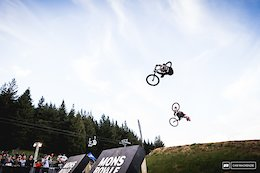 Dual Speed and Style Highlights - Crankworx Rotorua 2018