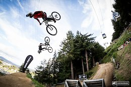 Coming Up Live: Speed & Style - Crankworx Rotorua 2019