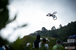 Video Highlights: The Crankworx Rotorua Slopestyle Was Worth The Wait