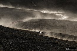 Photo Report: The Push to the Finish on Day 2 of EWS Chile