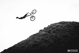 Photo Epic: Going Big at the Crankworx Rotorua Slopestyle
