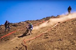 17 Seconds of Sam Hill Getting Rowdy in Chile - Video