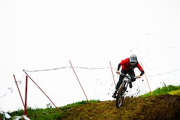 Video Highlights: The Crankworx Rotorua Downhill Was Gre-he-heasy