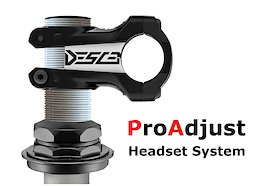 SRAM ProAdjust Headset & Stem - First Ride
