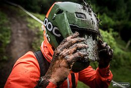 Photos from a Mucky Day of Practice at EWS Colombia