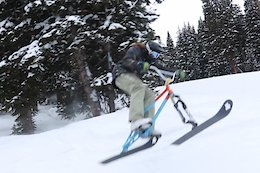 Every Day is a Powder Day with Tngnt Ski Bikes - Video
