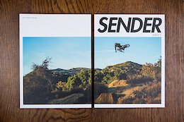 Sender Magazine - Issue 3 Out Now