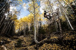 Riding an Eclectic Mix of Features in Utah - Video