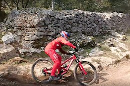 The Lošinj World Cup DH Track Will be Brutal for Wheels & Tyres - Video