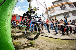 EWS Kick-Off In South America with the Giant Factory Off-Road Team - Video
