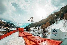 Vinny T Goes Sky-High on Snow - Video