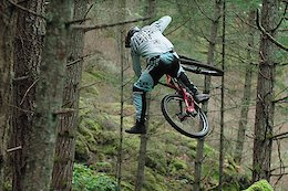 Jordie Lunn Shreds His Hidden Zone in BC - Video