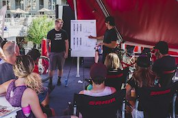 SRAM Announces Crankworx Whistler Activities, New Location for Service