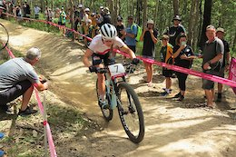 XC Action from the 2018 Commonwealth Games - Video