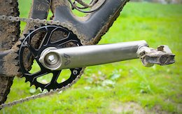 Cane Creek's Titanium Enduro Crankset - First Look