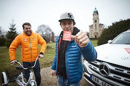 Share the Ride Brings Bikes to Senior Citizens in the Czech Republic