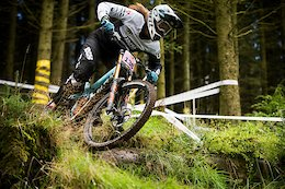 Mille Johnset: The Next Rising Star of World Cup Downhill?