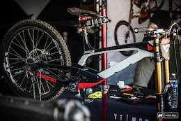 Spotted: New YT Tues - Lošinj DH World Cup 2018