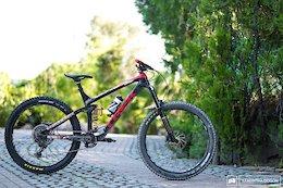 Bike Check: The Lupato Brothers' Trek Slash & Remedy - Finale Ligure Superenduro 2018