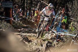The Story Behind the Start Order at the UCI World Cup DH in Losinj