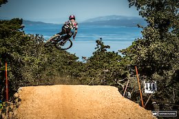 Photo Epic: Fresh Perspective From the Top Down - Losinj DH World Cup 2018