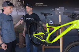 Checking Out The 3 New Specialized Stumpjumpers - Video