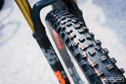First Look: Schwalbe's New, More Aggressive Hans Dampf - Garda Trentino 2018