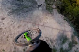 """I Almost Hit A Deer!"" Reece Wallace Sends It At The Kamloops Bike Ranch"