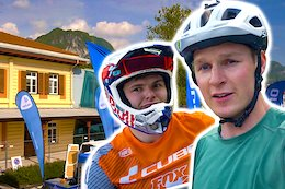 Checking out Bike Festival Riva with Scott Laughland - Video