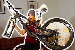 Sarah Builds A Canyon Test Bike - Video