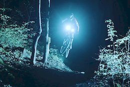 Night Riding Under The Full Moon - Video