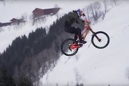Is This the Longest MTB Jump Ever? - Video