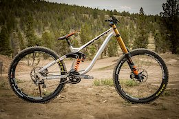 7 DH Bikes From Black Sage FEST