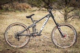 Bike Check: Graham Agassiz's Kona Operator - Black Sage FEST 2018