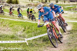 XC Action In Soldier Hollow, Utah
