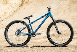 Alex Alanko's Canyon Stitched 360 - Bike Check