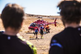 Enduro Racing By Helicopter - Video