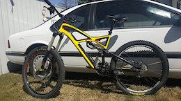 2012 Specialized Enduro EVO