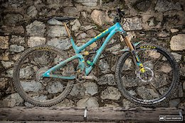 Winning Bike Check: Richie Rude's Yeti SB5.5 - EWS Olargues, France 2018