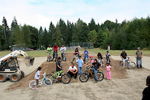 Brodie Building a Bike Park with the Tseshaht First Nation