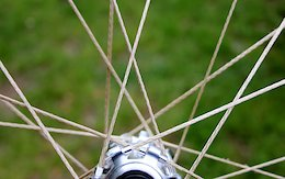 First Look: Newmen Components' New Wheels Have Spokes Made of String